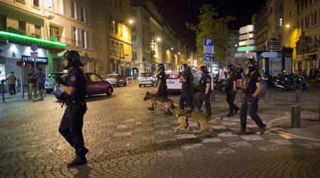 безредици в Марсилия